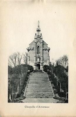 Photo de Moulins, Allier. chapelle d'Avermes