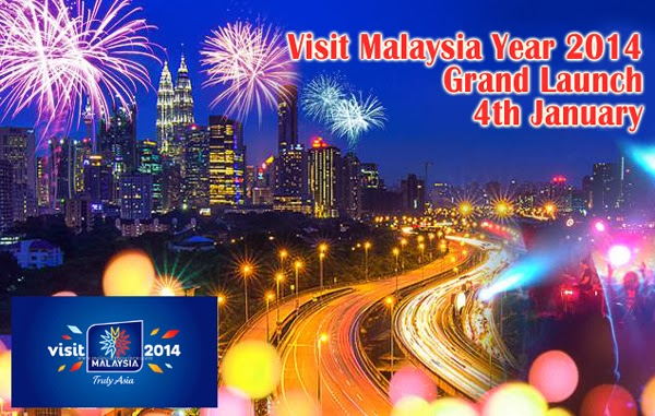Visit Malaysia Year 2014 Grand Launch