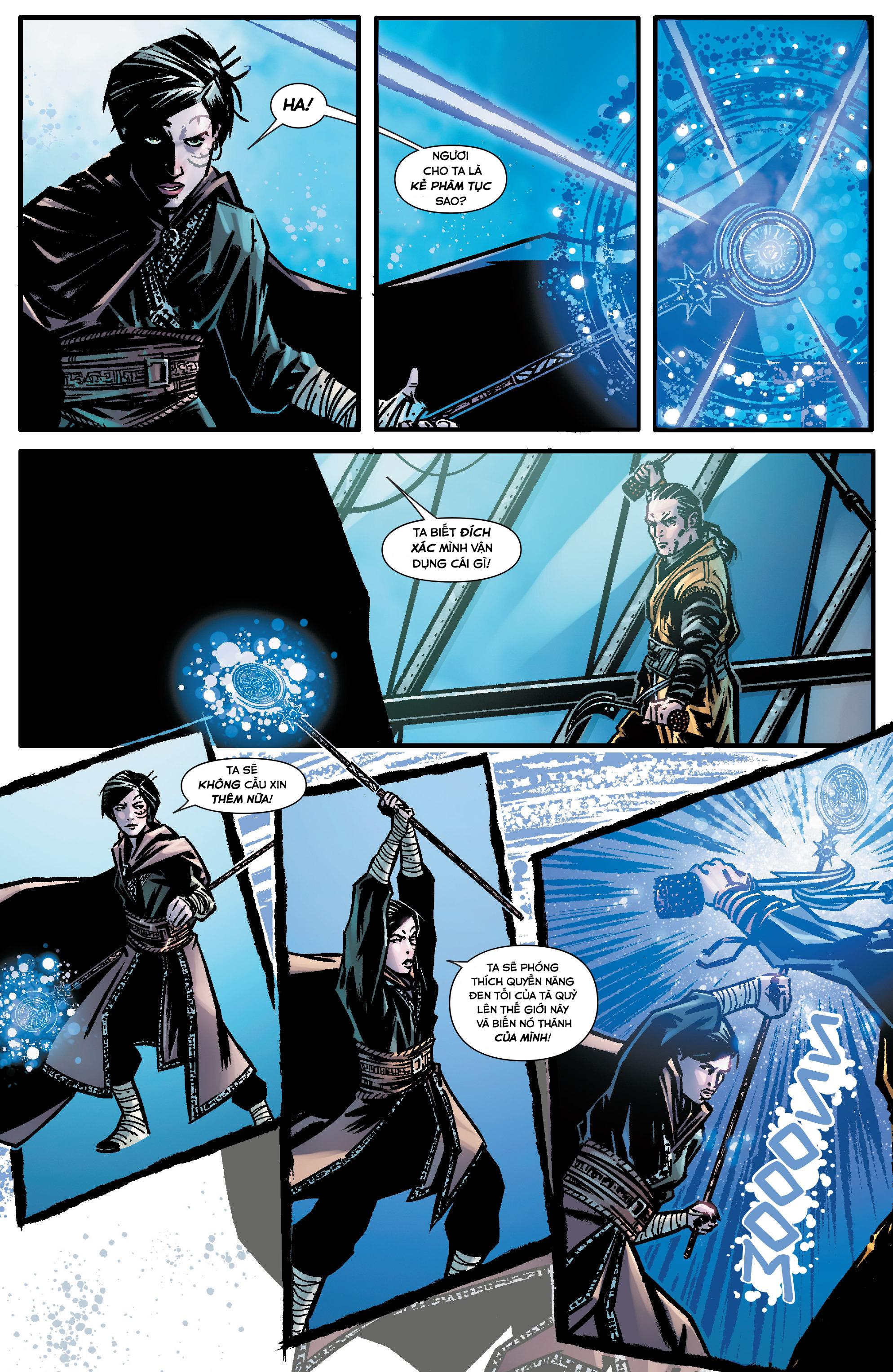 Doctor Strange Prelude kỳ 1 trang 8