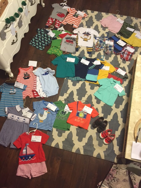 boden gap smocked carters old navy JBF consignment sale boys clothes