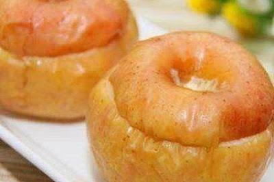 manfaat apel rebus