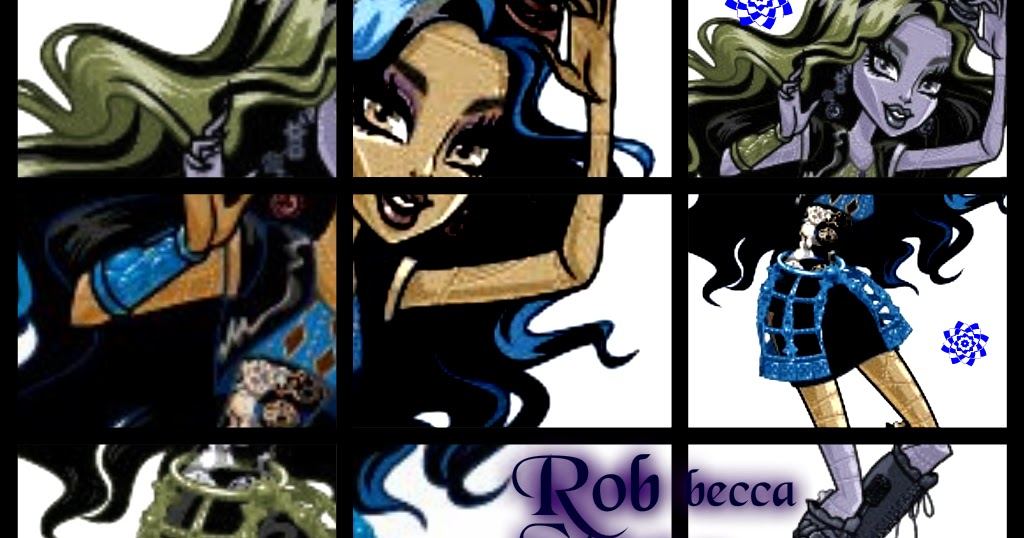 Fondos De Pantalla De Monster High: Las 1000 Historias De Patuziin: Monster High, Fondos De