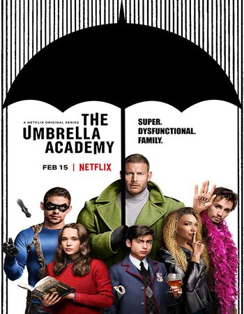 Umbrella Academy S01 Complete Dual Audio Hindi 480p HDRip 1.7GB Download