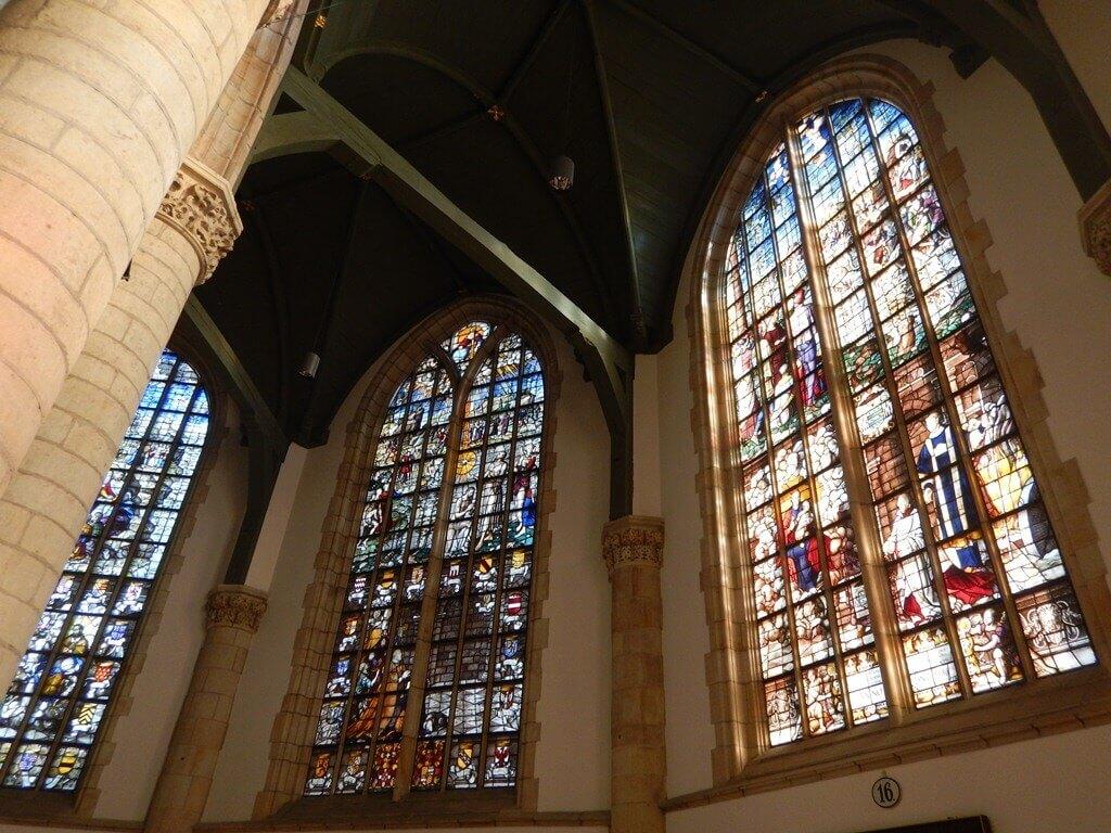 Vitrais da Sint Janskerk