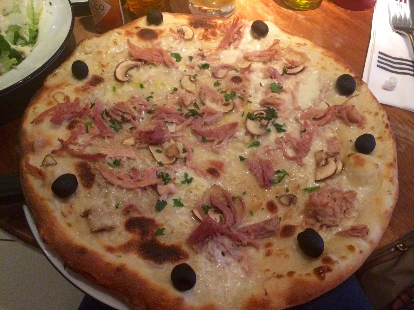 My New Favourite Pizza Place Restaurant Review Pizza