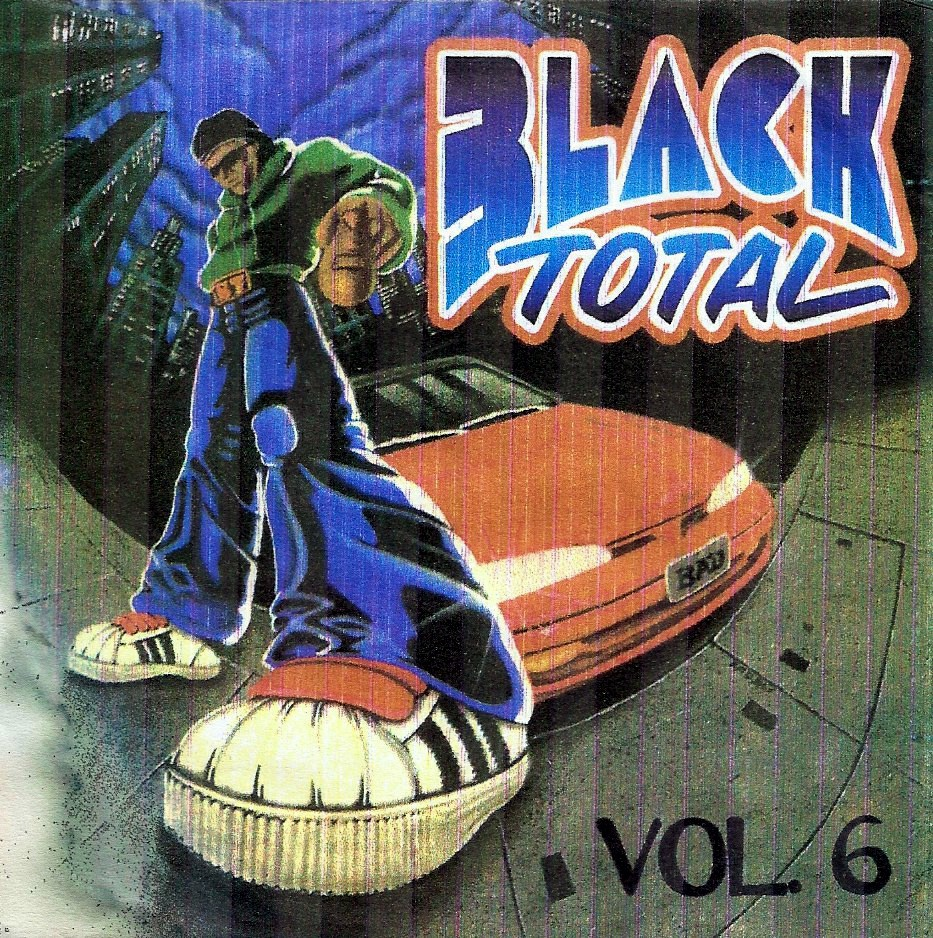BLACK TOTAL VOL. 6