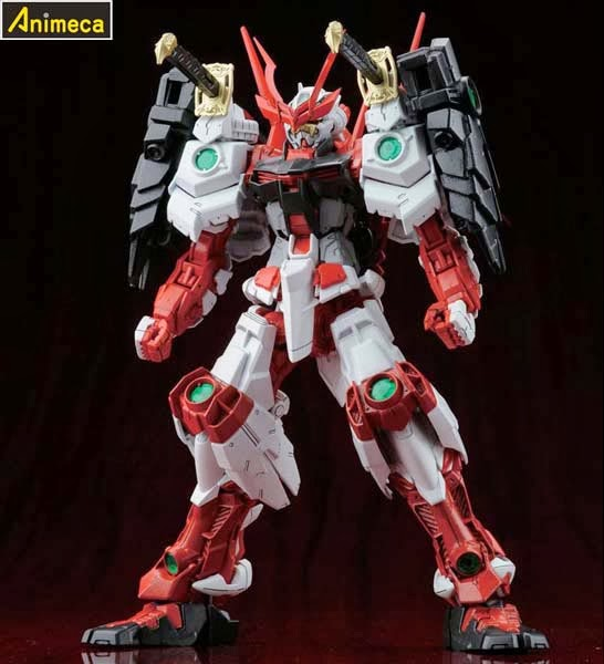 SENGOKU ASTRAY GUNDAM MASTER GRADE (MG) 1/100 MODEL KIT GUNDAM BUILD FIGHTERS