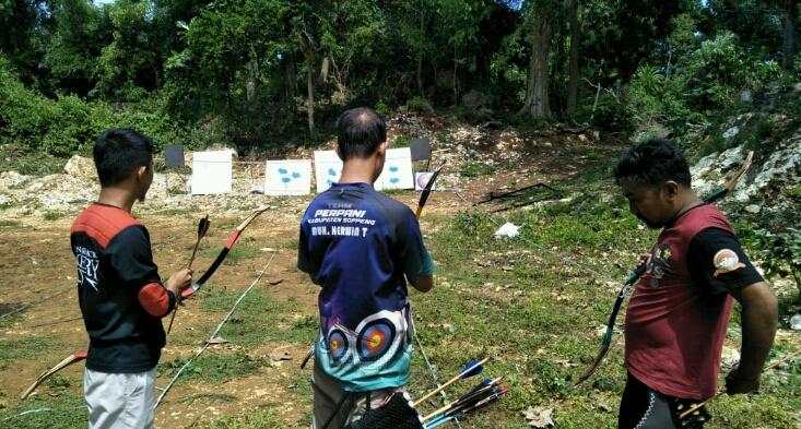 Begini Cara Lapatau Archery Club Sambut HJB ke 689