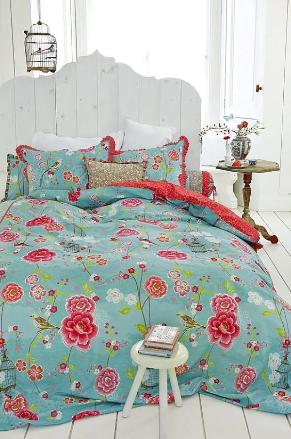 Bedrooms Decoration With Lots of Colors Combination - Best Colors Combination 8