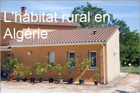 L 39 habitat rural en algerie formes et mutations archiguelma for Habitat rural en algerie pdf