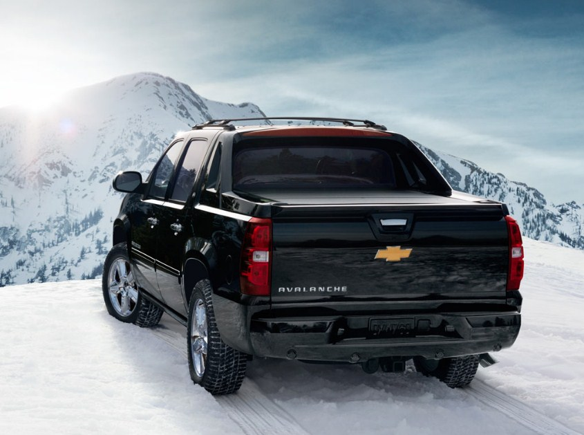 2018 Chevy Avalanche Rumors And Release Date Ford References