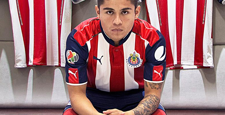 finest selection 867b2 54e41 Puma Chivas 16-17 Kits Revealed - Footy Headlines