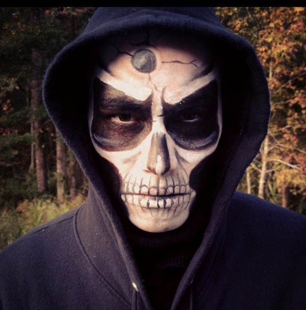 Halloween Makeup Looks For Guys.Easy Halloween Makeup Ideas For Guys George S Blog