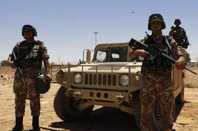 مقتل شخصين حاولا اجتياز الحدود السورية - الأردنية