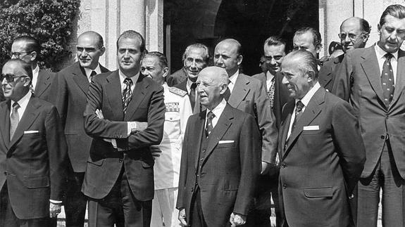 La Transición o la metamorfosis democrática de la Dictadura. Sus consecuencias en la actualidad
