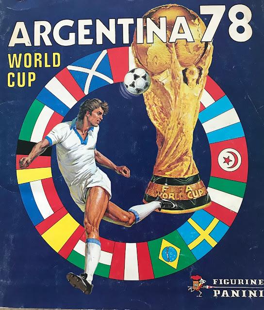 Album copertina  Argentina 78