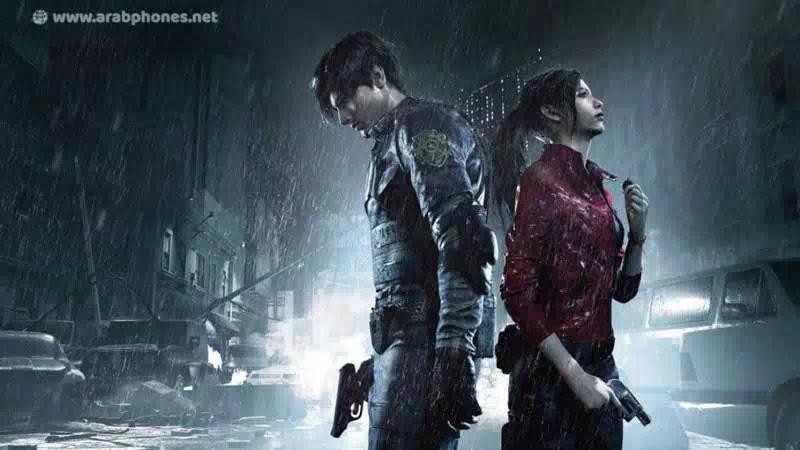 تحميل لعبة Resident Evil 2 للاندرويد apk و obb