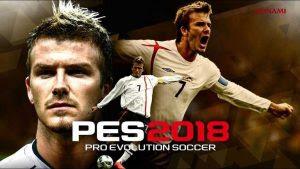PES 2018 MOD APK+DATA for Android Pro Evolution Soccer 18 v2.2.0 Update Terbaru 2018 Gratis
