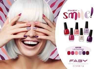 Faby Smile! collezione primavera-estate 2019
