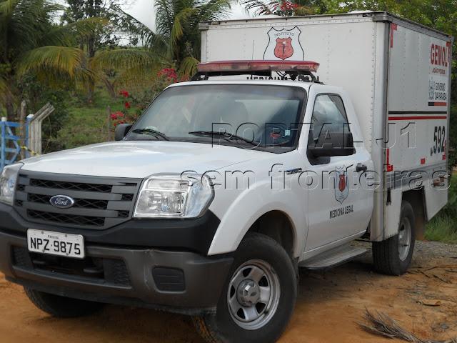 Aposentado é encontrado morto no município de Santa Cruz