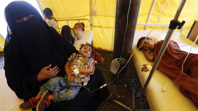 Cholera cases surpass 100,000, death toll hits 780 in Yemen: World Health Organization (WHO)