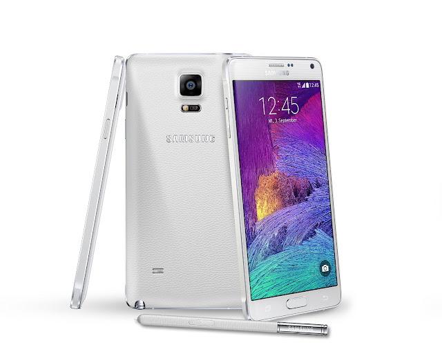 Samsung Galaxy Note 4 Duos Specifications - Inetversal