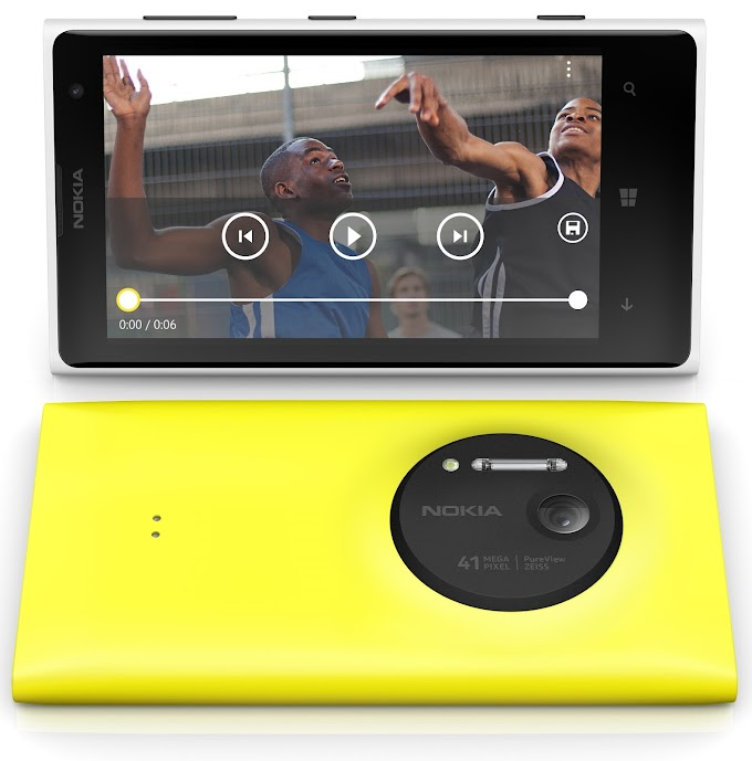 Nokia Lumia 1020 camera compared with the Lumia 925, HTC One and Samsung Galaxy S4