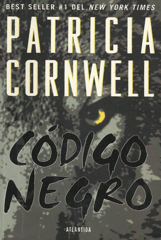 Código Negro – Patricia Cornwell