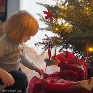 Weihnachtszeit mit der Familie: Planung für unser erstes Weihnachtsfest mit Baby und Kleinkind