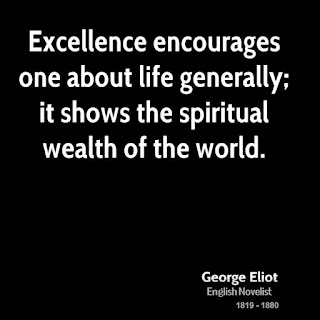 Excellence Life Quotes