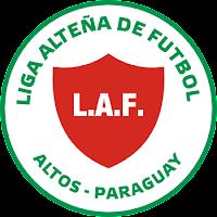 Escudo Liga Alteña de Fútbol