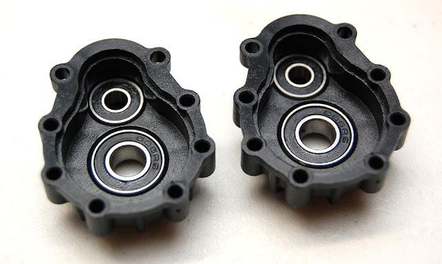 Traxxas TRX-4 axle portals