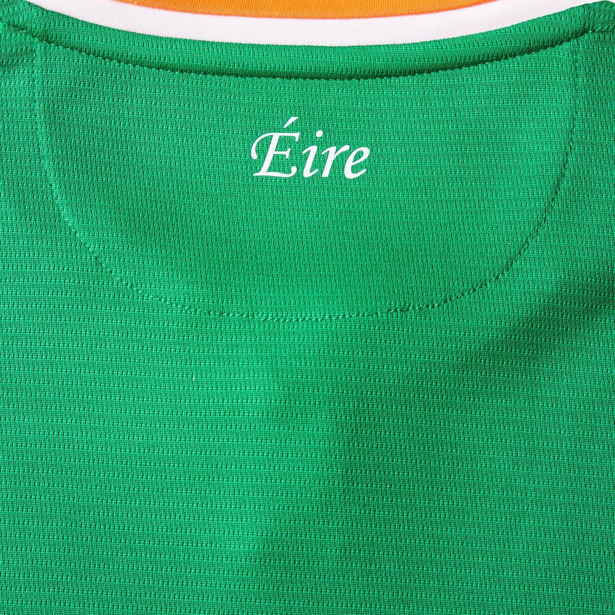 New Balance lança as novas camisas da Irlanda - Show de Camisas 20154404dbd40