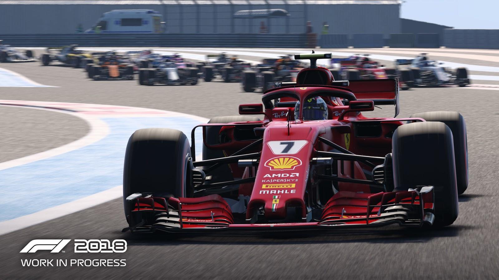 F1 2018 PC ESPAÑOL (CODEX) 1