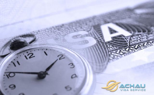 Mất thời gian bao lâu để xin visa du lịch Úc