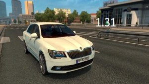 Skoda Superb Car mod [1.31]