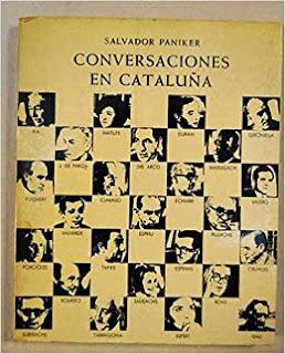 Conversaciones en Cataluña / Salvador Paniker