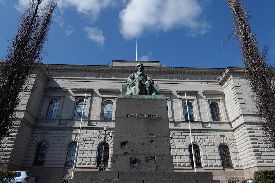 フィンランド銀行(Suomen Pankki)