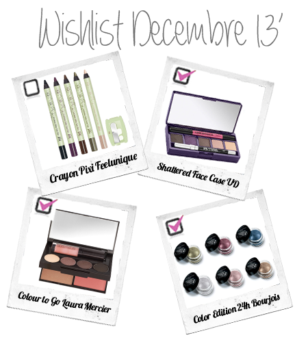 wishlist beaute