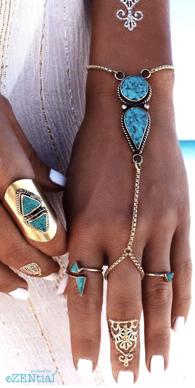 Aamazing Boho +Vintage Hand Wears