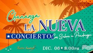 Concierto CHARANGA La Nueva | Teatro Santa Fe