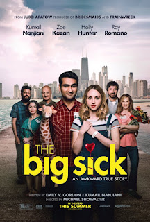 Un amor inseparable (The Big Sick) (2017)