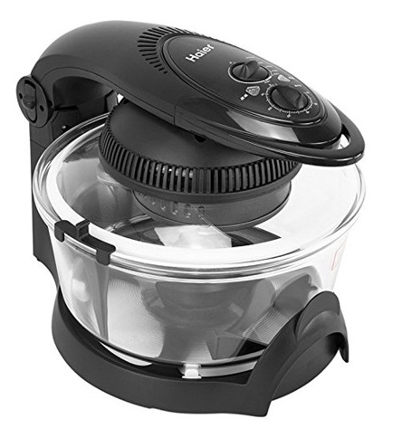 [Análisis] Haier Air Fryer Grill Oven, una freidora innovadora para múltiples usos y al mejor precio