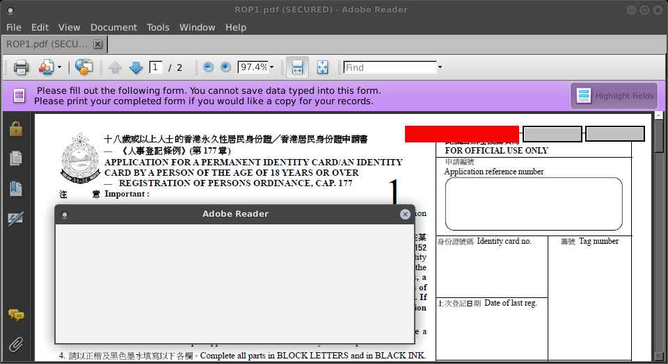 Adobe Reader 9 Linux Fonts For Windows