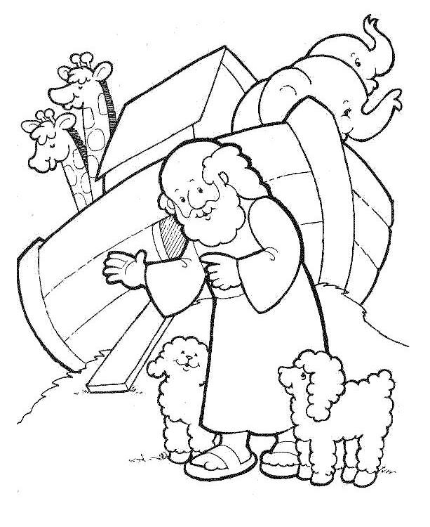 Dibujos Biblicos Para Colorear E Imprimir Gratis Imagesacolorier
