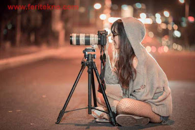 cara menggunakan kamera dslr canon 7