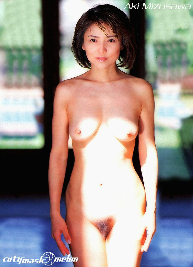 Kago aki nude photo book