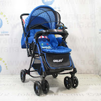 Does DS289 Orleo-2 Stroller