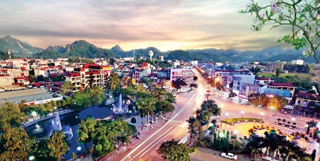Thành phố Sơn La nơi dự án Flc Sơn La xây dựng, Tin dự án Flc Sơn La,