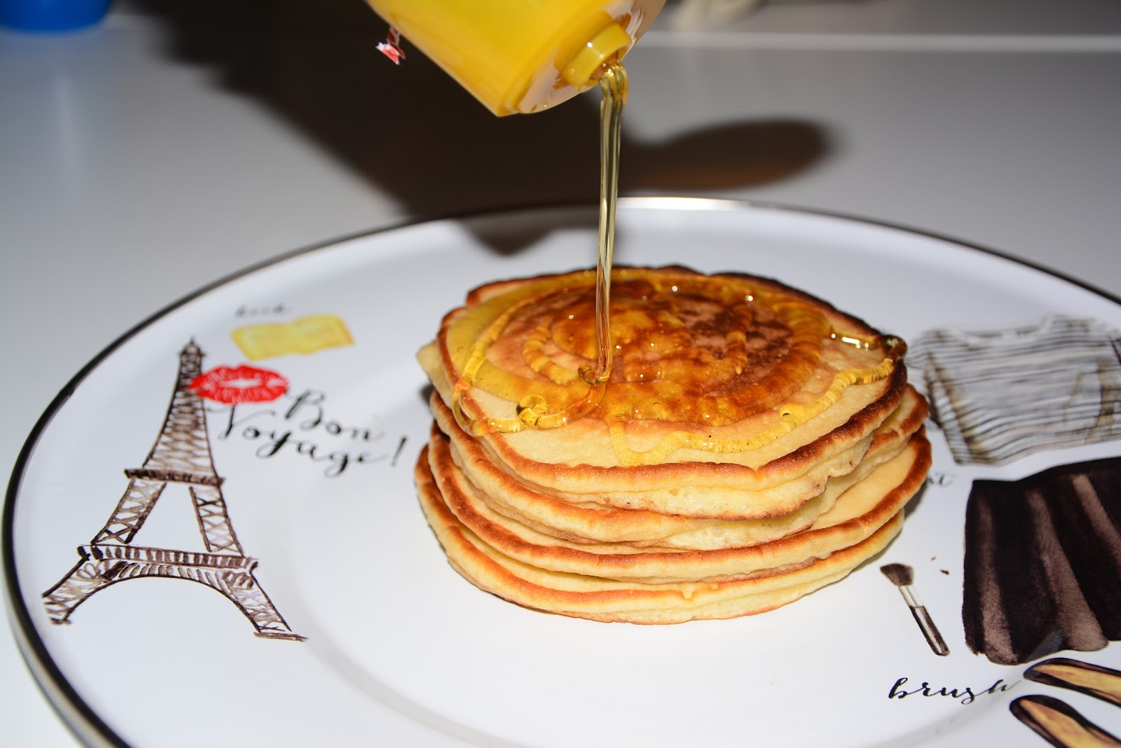 Pancakes: the American   style